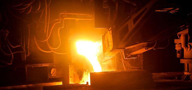鋳造の仕事
